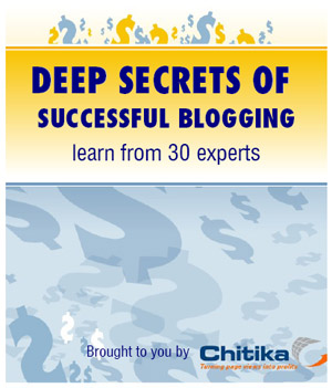 Deep Secerts of Successful Blogging