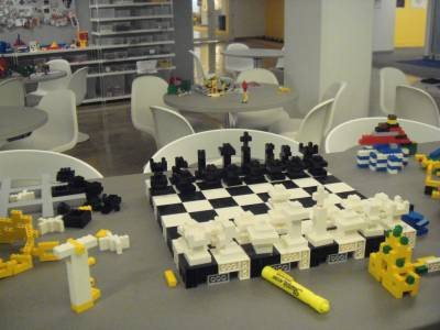 google office lego